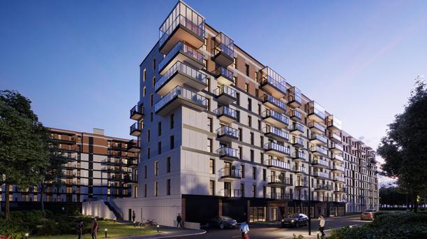 Nowe mieszkanie na sprzedaż 1 pokój 31m2 - Gethome pl