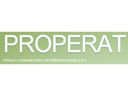 Properat Spółka z ograniczoną odpowiedzialnością Sp. k.